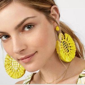 Baublebar Pompeii Statement Earrings